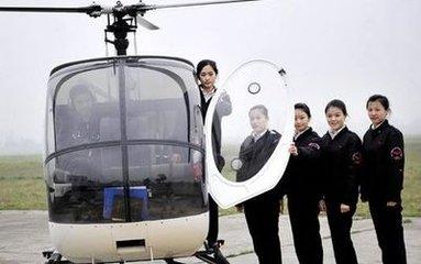 直升机驾驶技术
