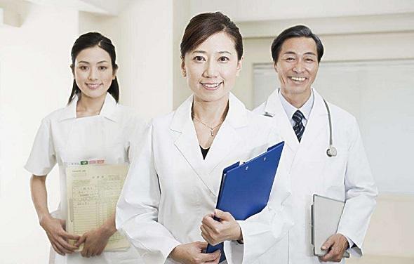 医学影像工作职称等级