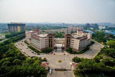 成都中醫藥大學附屬醫院針灸學校-校園環境