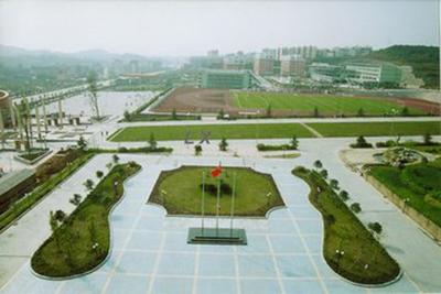 川北医学院-环境