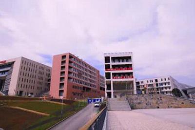 贵州健康职业学院-学校环境