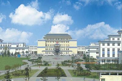 四川交通職業技術學院-校園風光