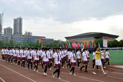 四川师范幼师学院-运动会
