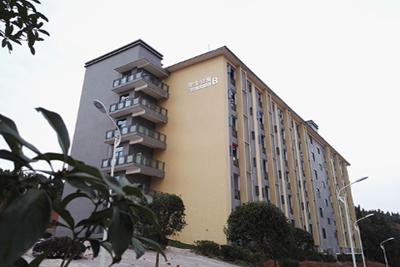 四川护理职业学院宿舍