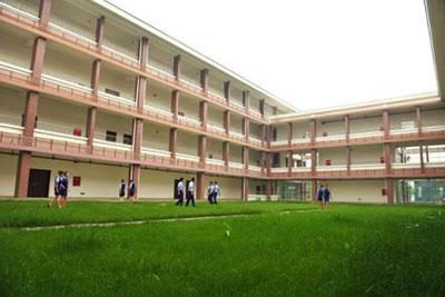四川省旅游学校-环境