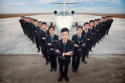 中国民用航空飞行学院-学生风采
