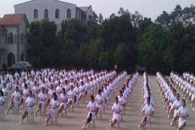 四川省红十字卫生学校-礼仪培训