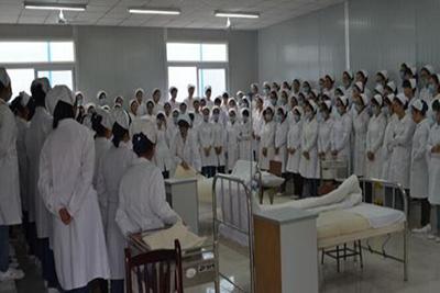 四川省红十字卫生学校-护理专业演练