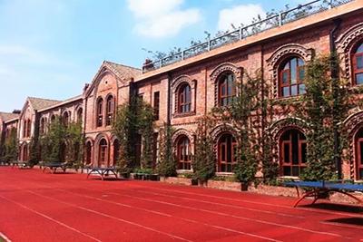 四川国际标榜职业学院-环境